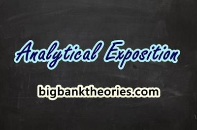 Penjelasan Lengkap Analytical Exposition Text Dan Contohnya