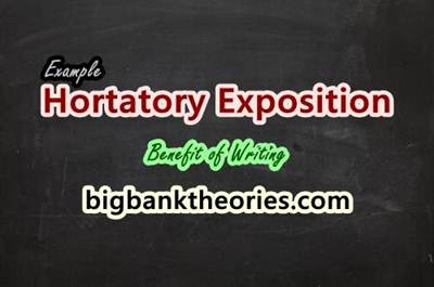 Contoh Hortatory Exposition Singkat Dengan Generic Structure